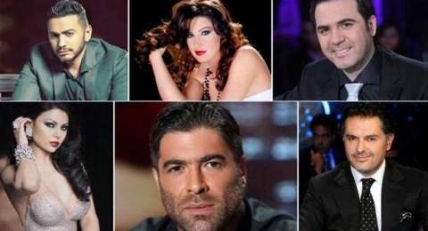 6 فنانين عرب نجوا بأعجوبة من حوادث طيران قاتلة
