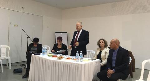 ابواب يستمع إلى الشباب العربي في النقب عن مشاكلهم والتحديات