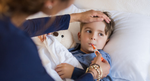 اعراض الالتهاب الرئوي عند الاطفال