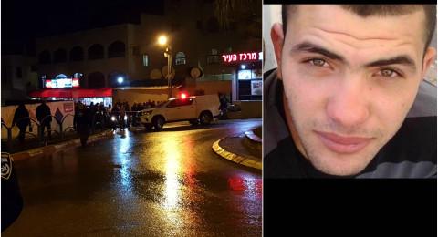 الطيبة: مقتل محمد زنديق مصاروة (28 عاما) اثر تعرضه لإطلاق نار