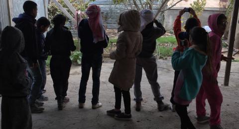 منتدى التعايش السلمي في النقب ينهي ورشتين للتصوير للأولاد في القرى غير المعترف بها