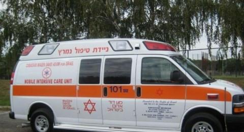 9 إصابات بحادث طرق مروع قرب القدس