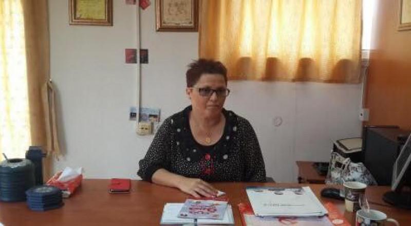 نشاطات الرفيقة سمر سمارة رئيسة دائرة تشغيل وحقوق النساء والحياة المشتركة في نعمت