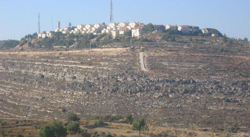 الأردن: بناء وحدات استيطانية جديدة مرفوض