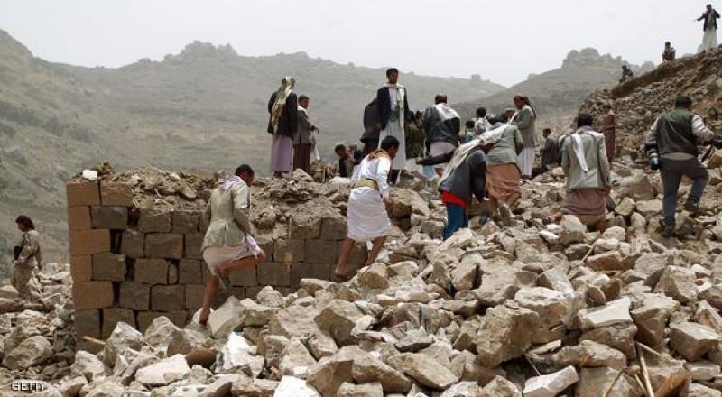 اليونيسف: خمسة آلاف طفل يمني قتلوا وجرحوا منذ العدوان السعودي