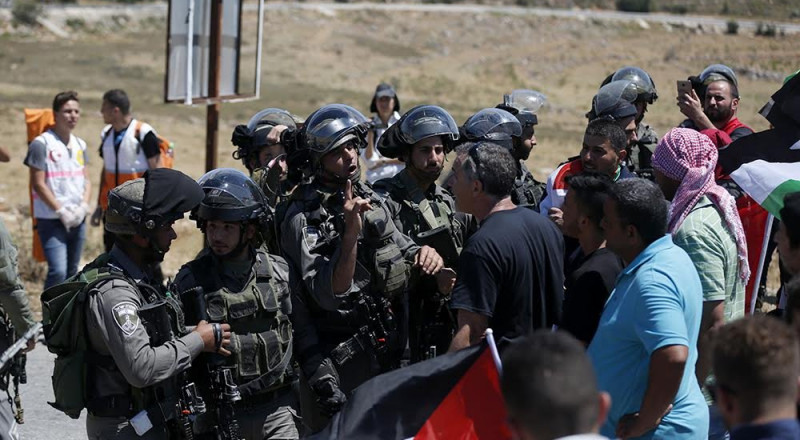 استشهاد شاب برصاص الاحتلال شرق قلقيلية