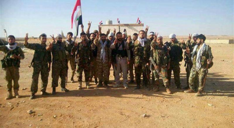 دمشق تعلق على نية واشنطن تشكيل قوة جديدة في سوريا