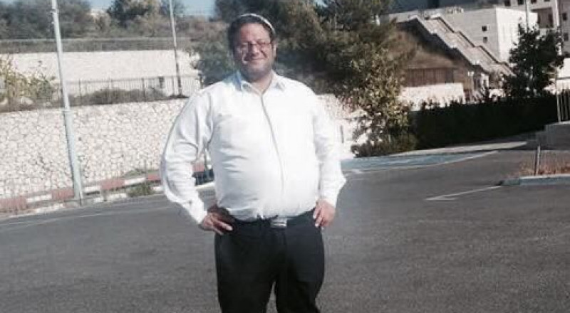 زيارة اليميني بن جبير لام الفحم وغضب