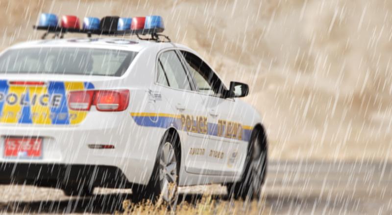 تحذيرات هامة من الشرطة وسلطة الإطفاء والإنقاذ لسلامتكم بالمنخفض الجوي