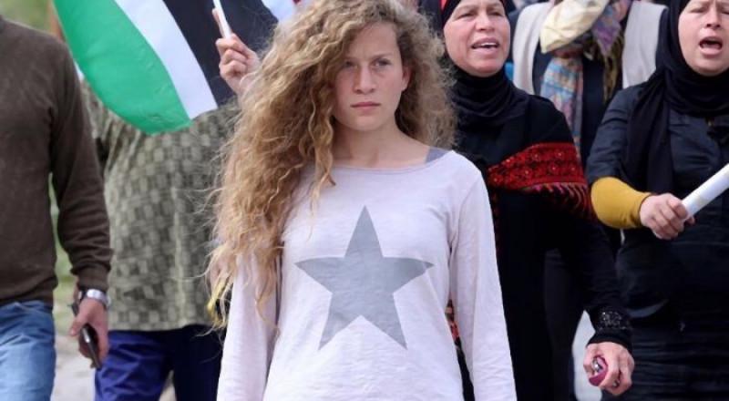المصادقة على طلب النيابة العسكرية تمديد اعتقال عهد وناريمان تميمي لحين انتهاء الإجراءات