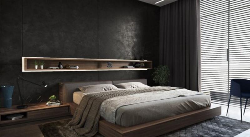 غرف نوم للعرسان مودرن 2018