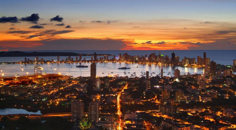 الاماكن السياحية في كولومبيا
