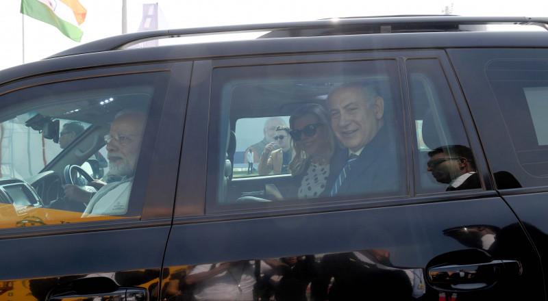 نتنياهو يحدد موعد نقل السفارة الأمريكية للقدس