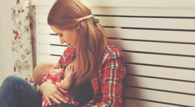 الرضاعة الطبيعية تحمي الأمهات من السكري