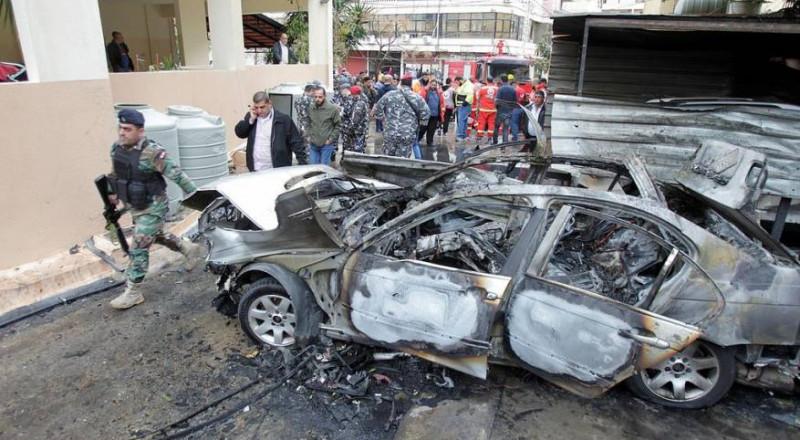 مسؤول حماس بصيدا: الانفجار استهدف أحد كوادر الحركة