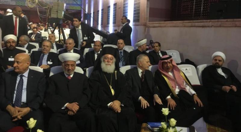 علماء دين من الديانات الـ3: إعلان ترامب باطل وإجراءات الاحتلال في القدس غير شرعية