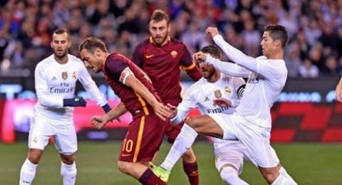 ريال مدريد يروّض ذئاب روما بفوز 2-0 في عقر بيتهم