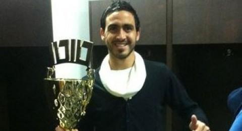 صفوان زعبي، يشق طريقه من طمرة إلى منتخب إسرائيل الأولمبي