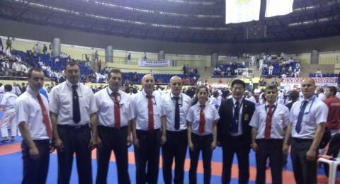 منتخب اسرائيل للكراتية يشارك ببطولة العالم في تركيا