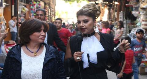 أول زيارة لمشاهير مصر الى سوريا منذ بدء الأزمة
