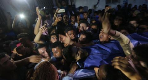استشهاد صياد من غزة متأثرا بإصابته برصاص الجيش الاسرائيلي