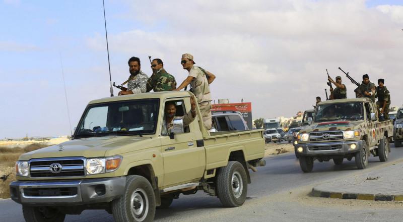 مذبحة في ليبيا