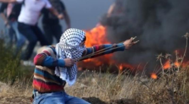 مواجهات مع الاحتلال بجمعة غضب للأسرى بالضفة وغزة