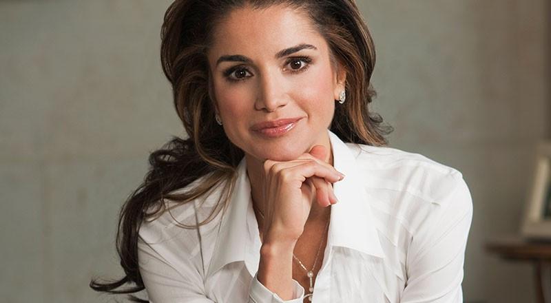 كيف احتفلت الملكة رانيا بزواج شقيقها