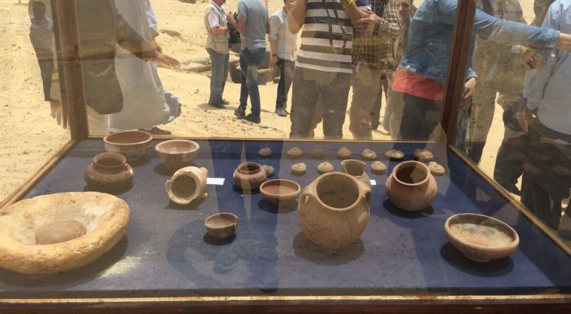 مصر: اكتشاف مثير في