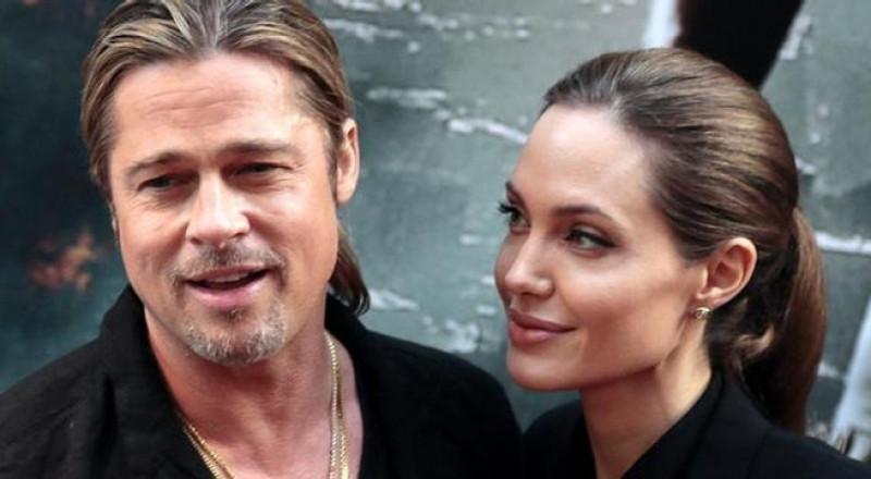 لقاءات سرية رومانسية بين براد بيت وأنجلينا جولي