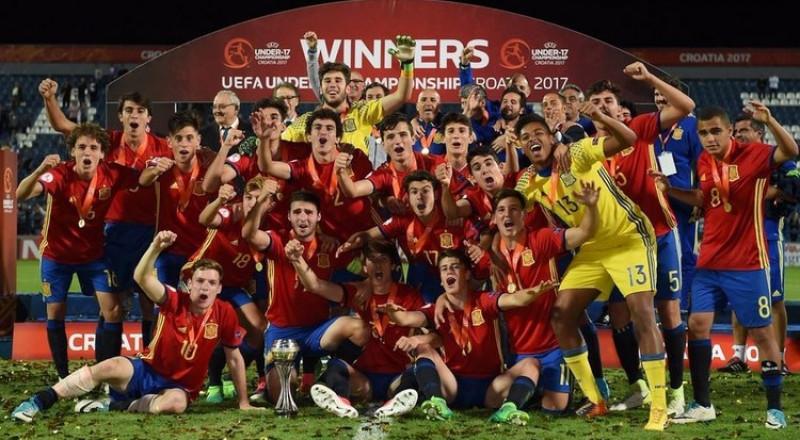 إسبانيا بطلة لأمم أوروبا تحت 17 عاما