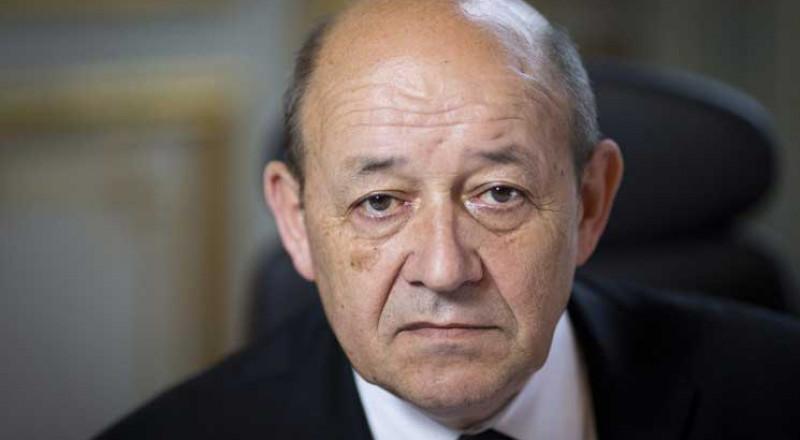 إعلان تشكيلة الحكومة الفرنسية الجديدة وتعيين لودريان وزيرا للخارجية