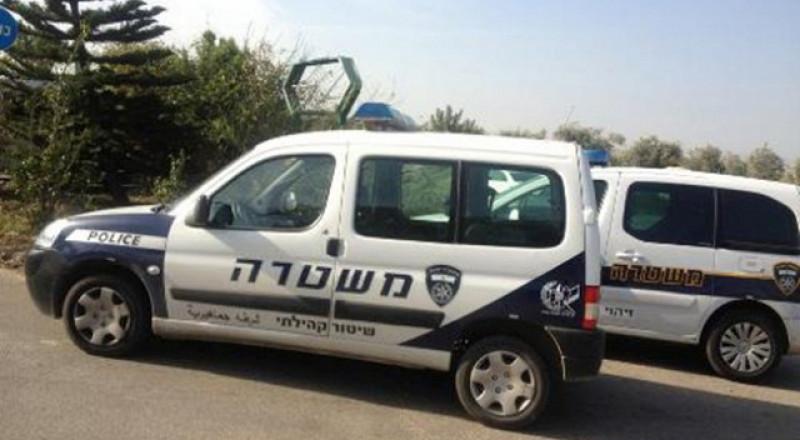 دير الاسد: القاء قنبلة تجاه منزل مواطن والشرطة تحقق