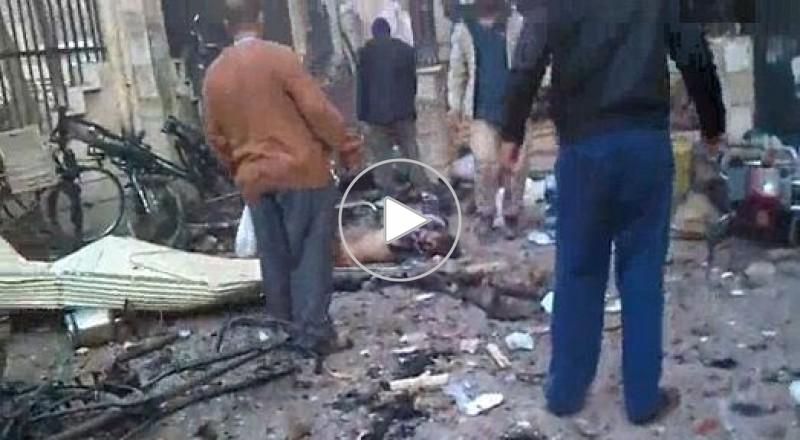 قوات الأسد تقصف مخيم اليرموك وتحاول اقتحامi