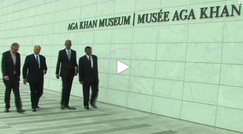 افتتاح أول متحف في كندا للفنون الإسلامية