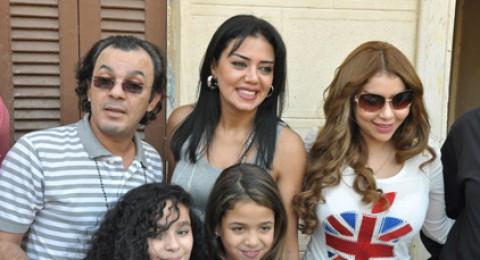 رانيا يوسف تقحم بناتها في التمثيل