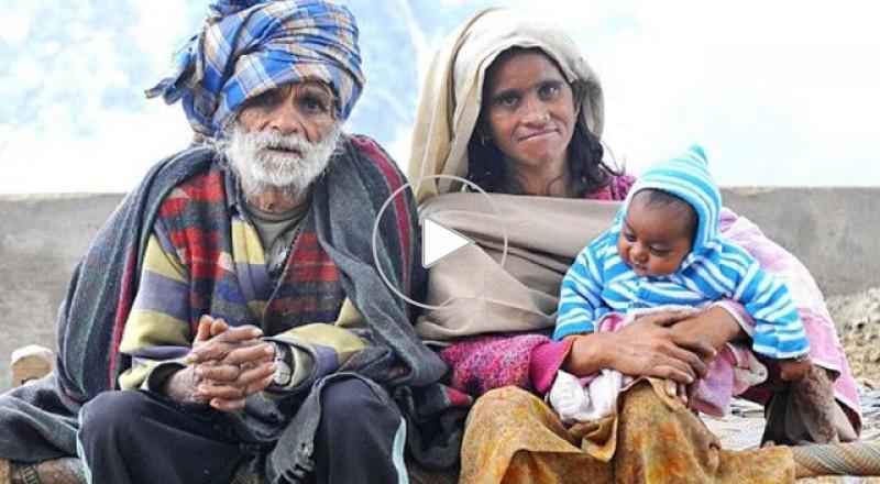 الهند: بعمر 96 عاما، ينجب طفله الثاني