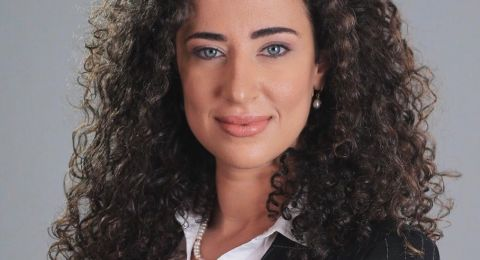 المرشّحة الثانية للتحالف الوطني، اغباريّة: نريد ام الفحم عصريّة يكون للنساء والشباب دور أساسي فيها
