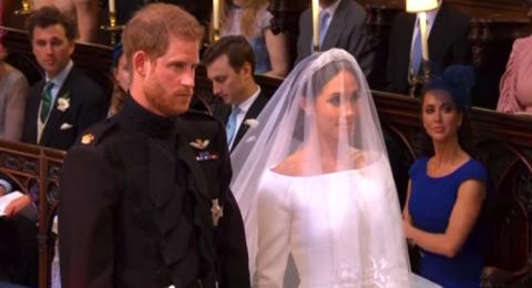 الأمير هاري وميغان ماركل بانتظار مولودهما الأول