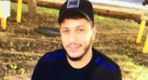 الشرطة تطلب المساعدة بالبحث عن الشاب ايمن الجمل (21 عاما)