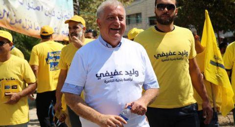 اطلاق سراح أحد أفراد الطاقم الاعلامي لحملة وليد عفيفي