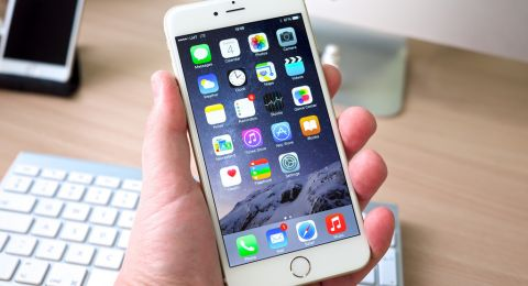Touch ID لجهاز ايفون آمن