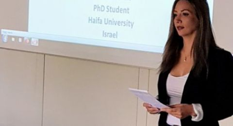 ماريّا فرح تطرح قضايا المرأة والسينما في مؤتمرات اكاديمية عالمية