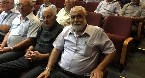 الناصرة: حالة شيخ الحكام، الحاج عبد الله دراوشة تتحسن بعد إصابته مؤخرًا