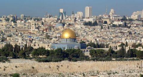 رئيس بلدية القدس: