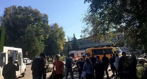 مقتل وإصابة العشرات في تفجير عبوة ناسفة غربي القرم الروسية