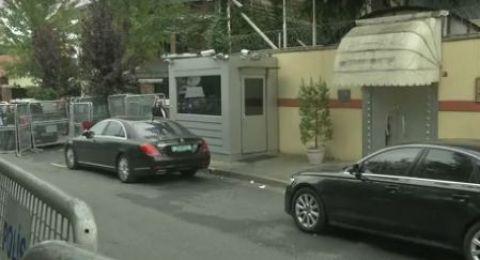 السلطات التركية ستفتش القنصلية السعودية في اسطنبول مساء اليوم