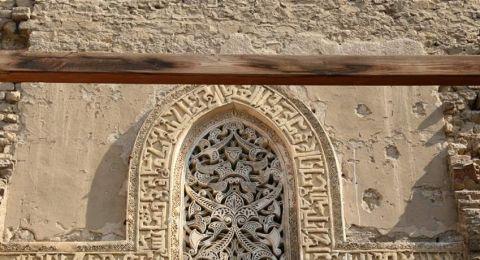 مصر تستأنف ترميم مسجد الظاهر بيبرس الأثري