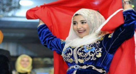 ملكة جمال المحجبات العرب تنجو من فاجعة قطار المغرب