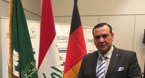 النائب في المانيا، عراقي: التعصبّ هو وراء فشل الحزب المسيحي
